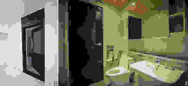 Baños modernos de homify Moderno