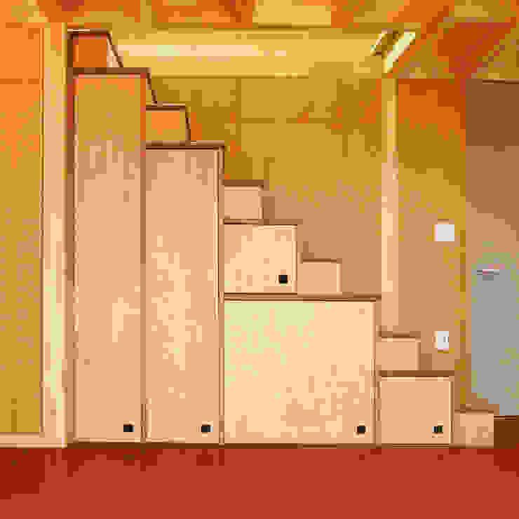 ทันสมัย  โดย ユミラ建築設計室, โมเดิร์น