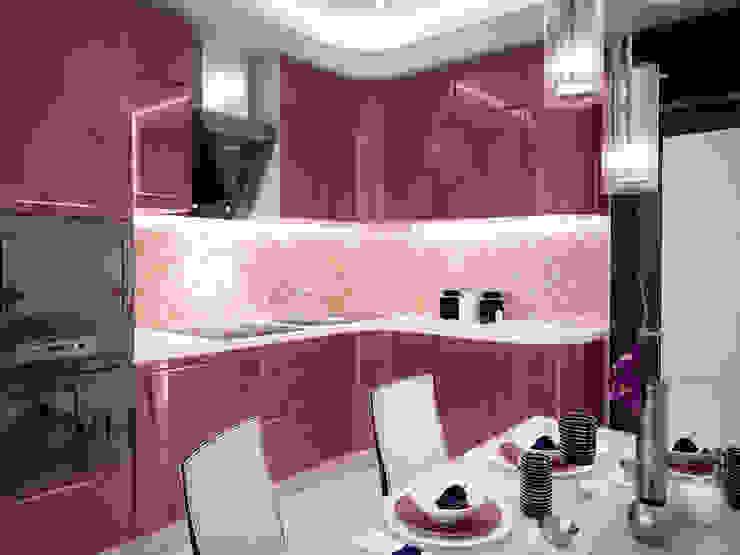 Kitchen by 35KVADRATOV, Minimalist