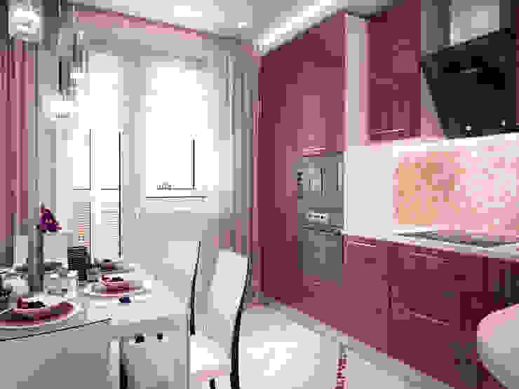 Кухня Кухня в стиле минимализм от 35KVADRATOV Минимализм