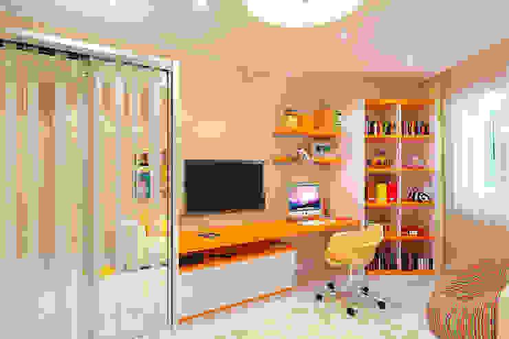 Квартира в ЖК Созвездие Детская комнатa в стиле минимализм от 35KVADRATOV Минимализм