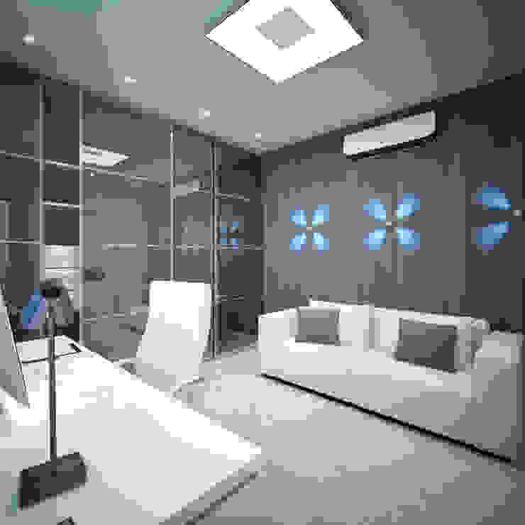 Ванная Рабочий кабинет в стиле минимализм от 35KVADRATOV Минимализм