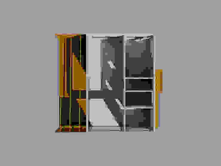 Projetos em LSF - Light Steel Framing. Lojas e Espaços comerciais modernos por Casas com Estilo - Obras Moderno