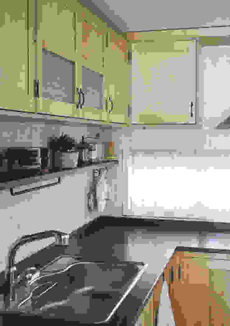 Birch kitchen 컨트리스타일 주방 by 자작나무 컨트리