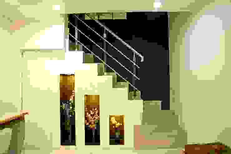 Stair Design Modern study/office by ZEAL Arch Designs Modern