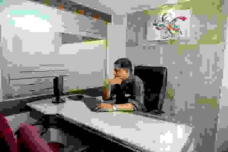 Director Cabin Modern study/office by ZEAL Arch Designs Modern