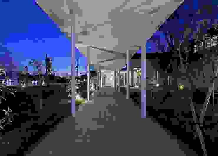 眼科 モダンな医療機関 の Y.Architectural Design モダン 鉄/鋼