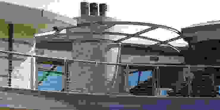 Karst, Lda Balcones y terrazas eclécticos