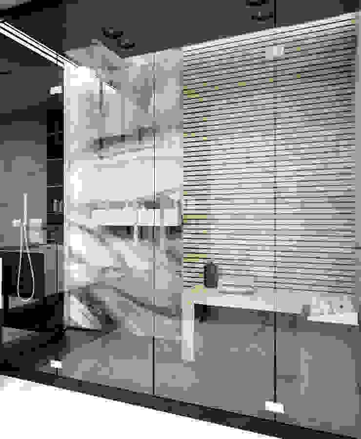 Modern bathroom by A2.STUDIO PRACOWNIA ARCHITEKTURY Modern