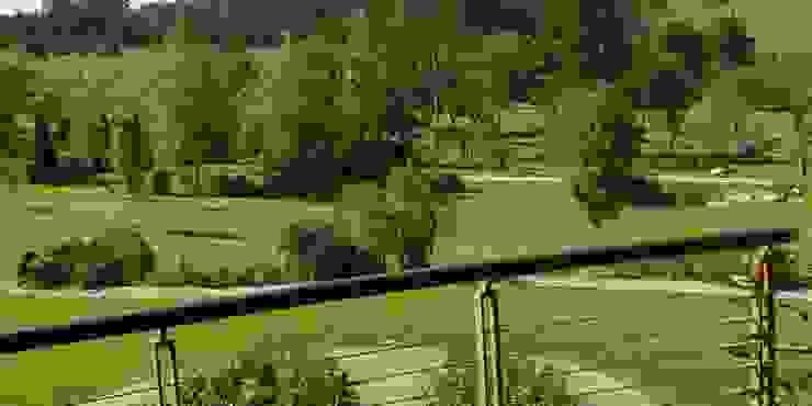 Karst, Lda Eclectic style garden