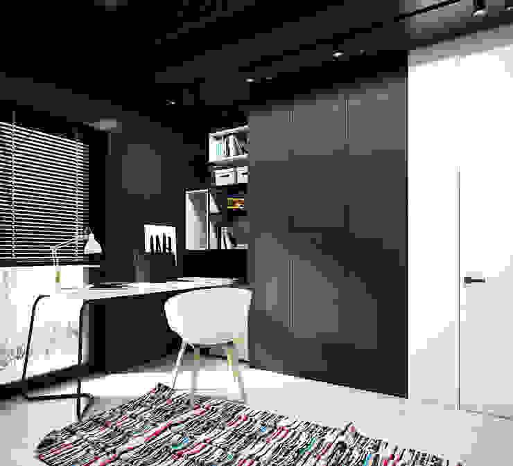 Modern Kid's Room by A2.STUDIO PRACOWNIA ARCHITEKTURY Modern