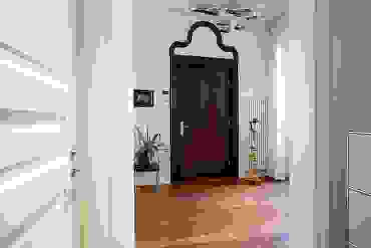 DF Design Couloir, entrée, escaliers modernes