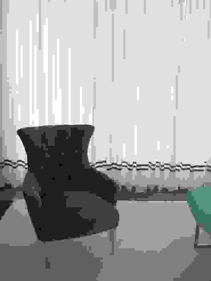 Ana Borges Interiores por Ana Borges Decoraçoes Lda Moderno