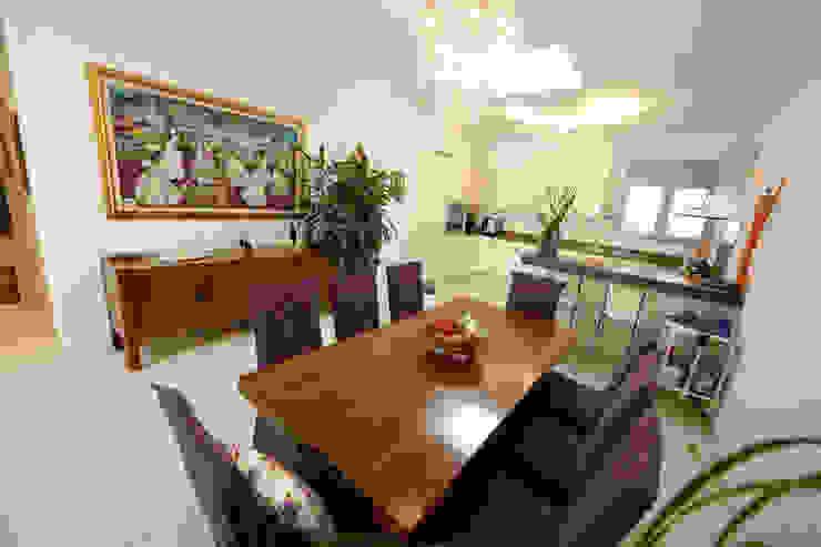 غرفة المعيشة تنفيذ DF Design,