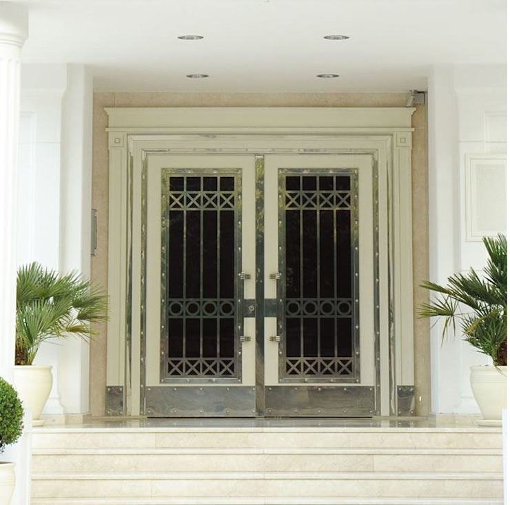 Liva Kapı Modern Pencere & Kapılar LİVA KAPI &YAPI Modern