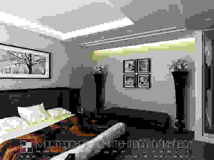 Интерьер дома во Владикавказе Спальня в классическом стиле от Мастерская архитектора Аликова Классический