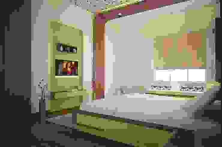 homify Modern Bedroom