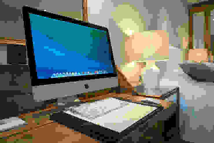Chelsea Apartment London Residential AV Solutions Ltd Estudios y despachos de estilo moderno