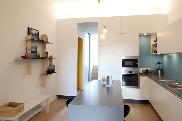 Kitchen by Alizée Dassonville | architecture,