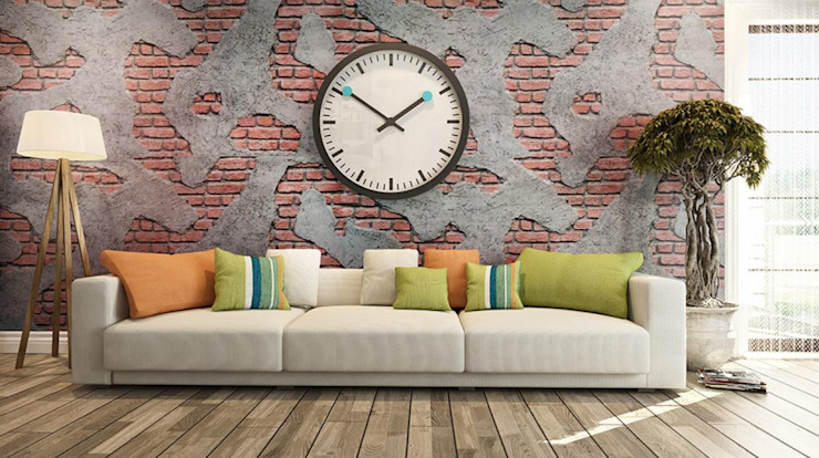 Modern Walls and Floors by Fade Panel Modern