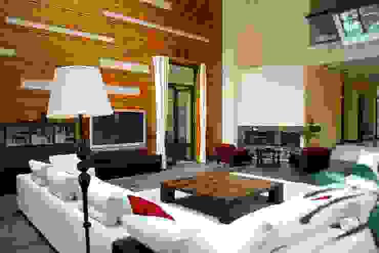 Армен Мелконян Modern living room