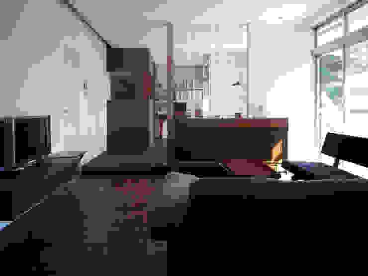 Modern Oturma Odası 村松英和デザイン Modern