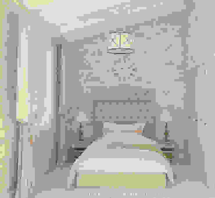 Работы Спальня в стиле модерн от Дизайнер КОЗЛОВА СВЕТЛАНА Модерн