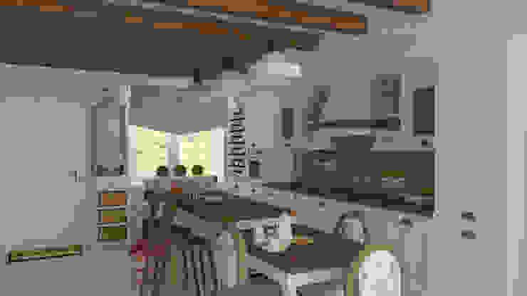 Modern kitchen by Дизайнер КОЗЛОВА СВЕТЛАНА Modern