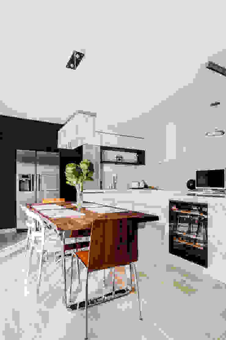 Our photoshoot of apartment located in Warsaw Kolonialna kuchnia od Ayuko Studio Kolonialny