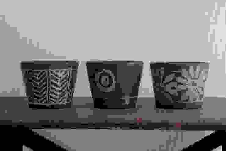 そばちょこ: 陶工房 扇屋が手掛けた折衷的なです。,オリジナル 陶器