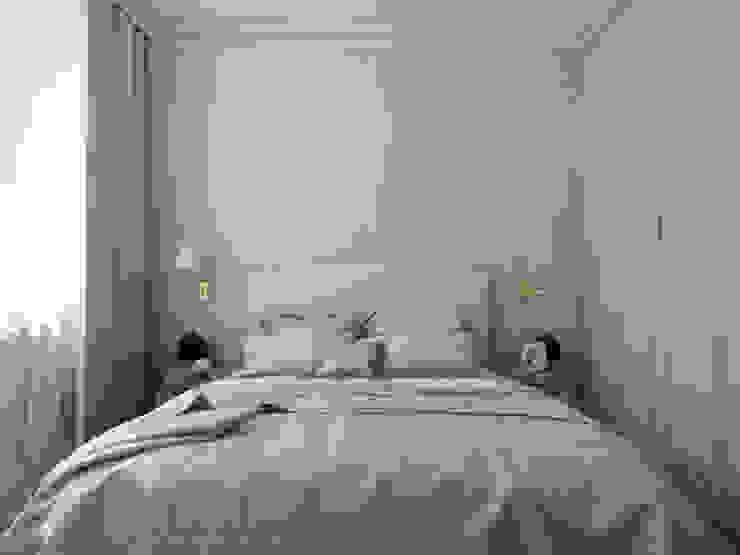 ЖК Микрогород в лесу Спальня в классическом стиле от TrioDesign Классический