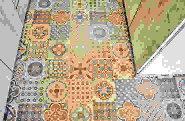 APARTAMENTO 104: Paredes de estilo  por santiago dussan architecture & Interior design,