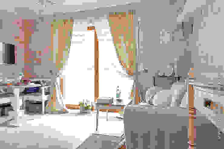 Гостиная в . Автор – DreamHouse.info.pl,