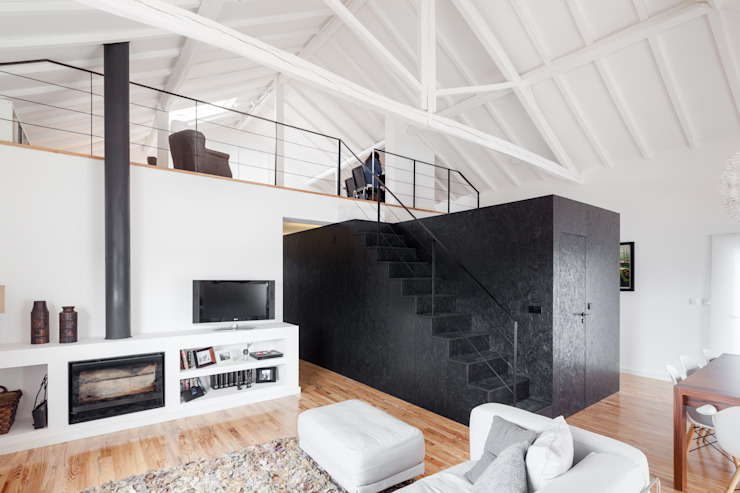 Barn House por inesbrandao_arquitectura
