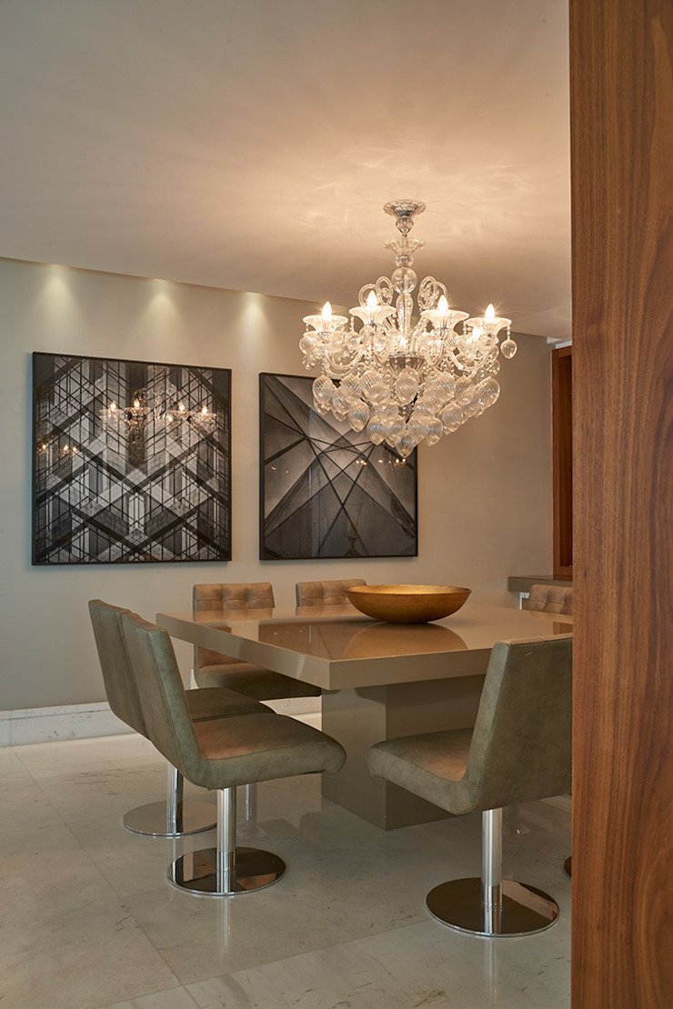 Gláucia Britto Modern dining room