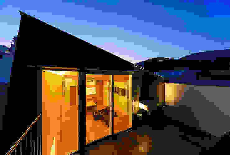 Terrace by 一級建築士事務所haus,