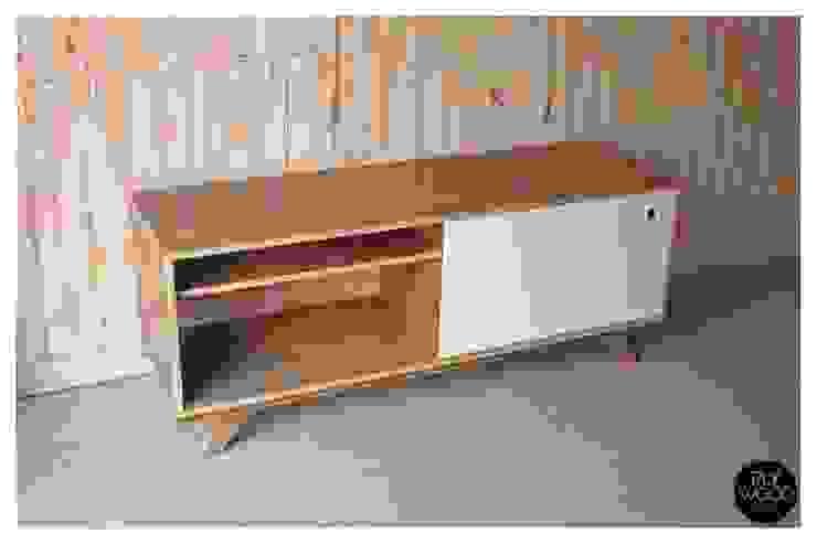 Muebles de Diseño Plywood de Plywood Moderno