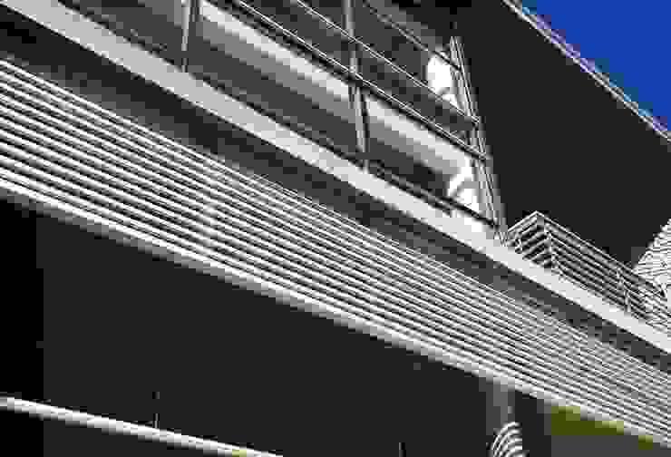 Trabajos realizados Casas modernas: Ideas, imágenes y decoración de ArquiGlass Moderno