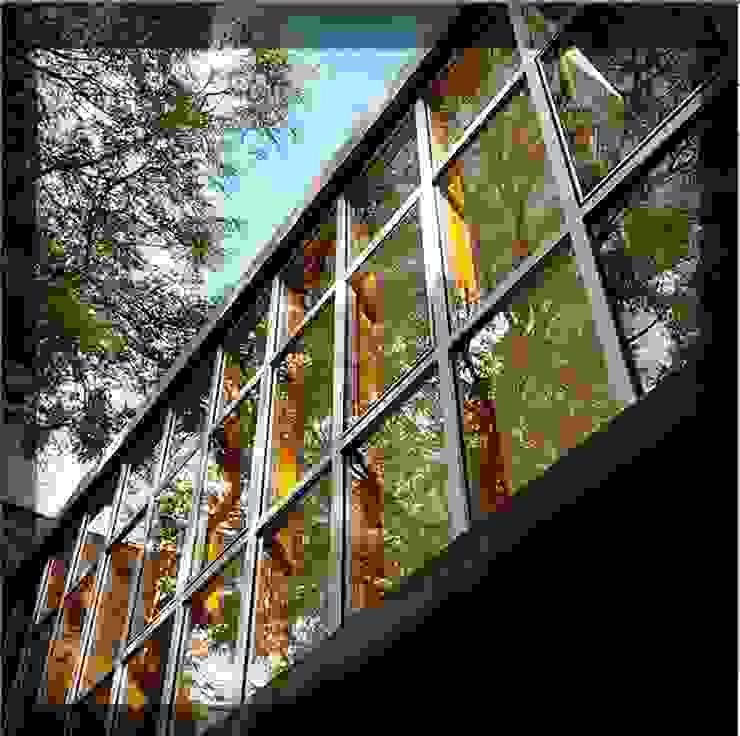 Окна в . Автор – ArquiGlass, Модерн