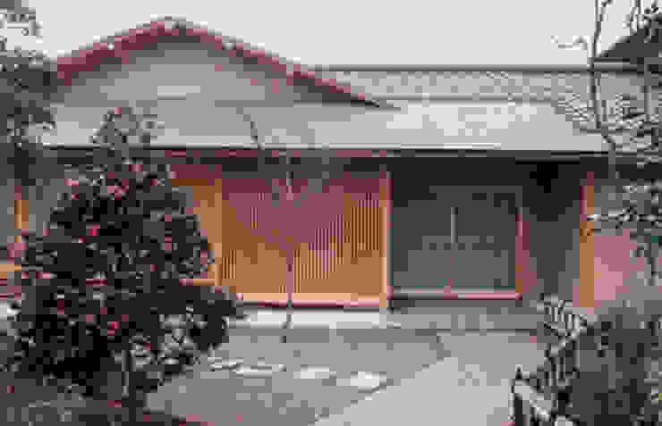 Dwelling - 新築Nk住宅 日本家屋・アジアの家 の 杵村建築設計事務所 和風
