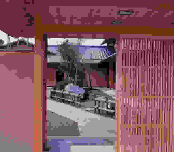 Dwelling – 新築Nk住宅 日本家屋・アジアの家 の 杵村建築設計事務所 和風