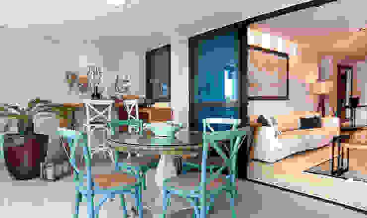 غرفة السفرة تنفيذ Alê Amado Arquitetura