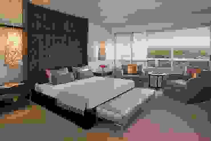 Zencity モダンスタイルの寝室 の victorialosada モダン