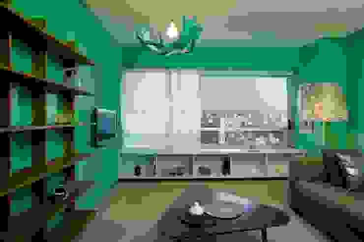 Zencity victorialosada Salones de estilo moderno