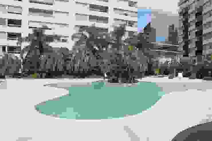 Zencity victorialosada Modern pool