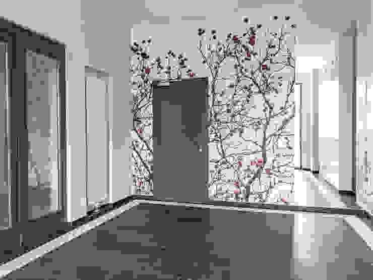 Paint & Wall Coverings Moderne Wände & Böden von DrNice Modern
