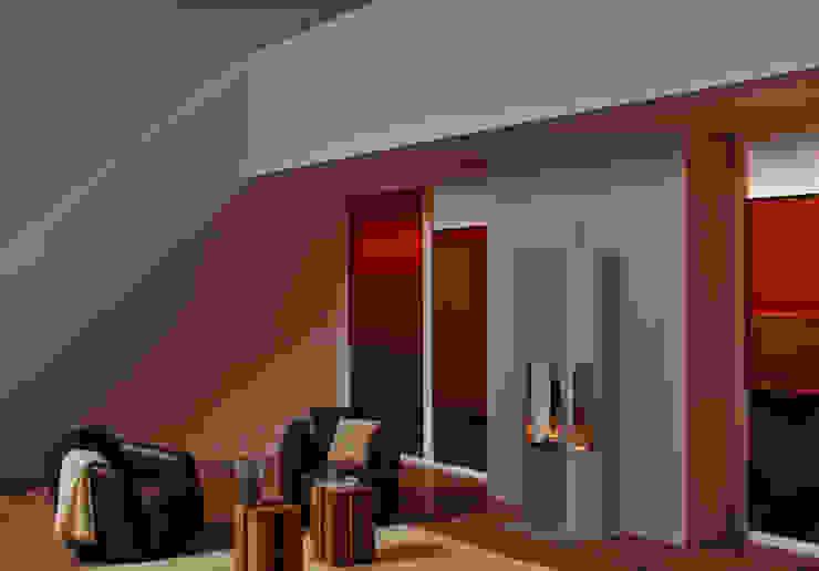 Prism Fire di muenkel design - Elektrokamine aus Großentaft Moderno