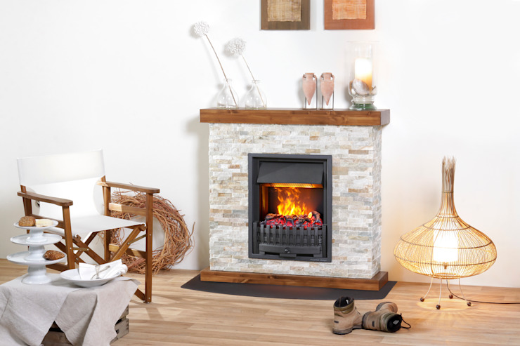 Galano muenkel design - Elektrokamine aus Großentaft Living roomFireplaces & accessories