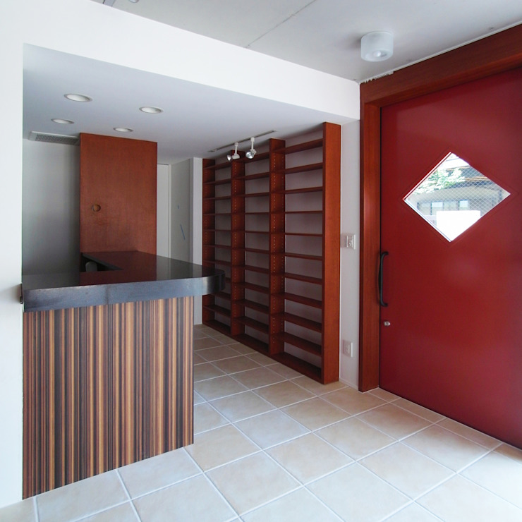下北沢の賃貸マンション モダンデザインの 多目的室 の ユミラ建築設計室 モダン