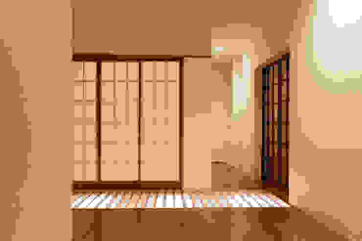西陣の家 オリジナルデザインの 多目的室 の 村松英和デザイン オリジナル